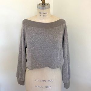 Urban Outfitters off the shoulder shirt